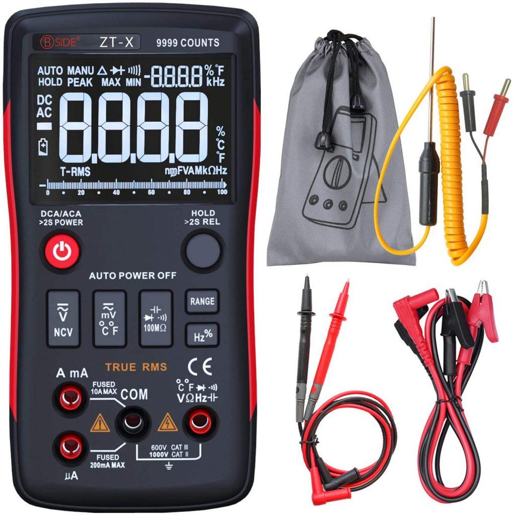 best multimeter for electronics
