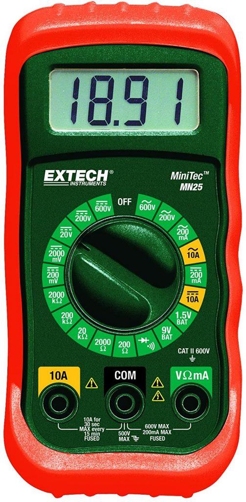 best pocket multimeter